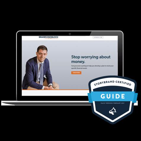 Free StoryBrand Website Review | Optim Strategies