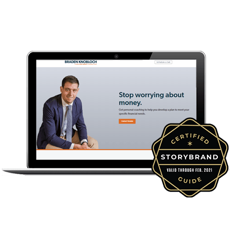 Free StoryBrand Website Review | Optim Strategies